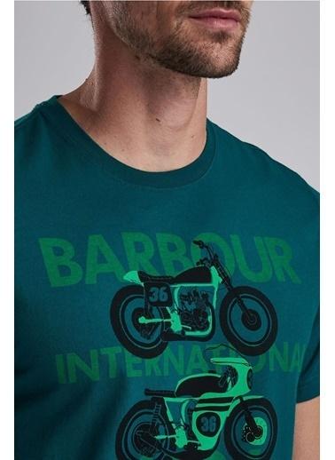 Barbour Tişört Yeşil